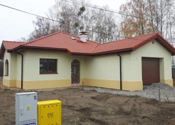 dom jednorodzinny parterowy
