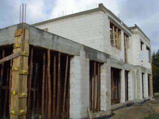 mury piętra