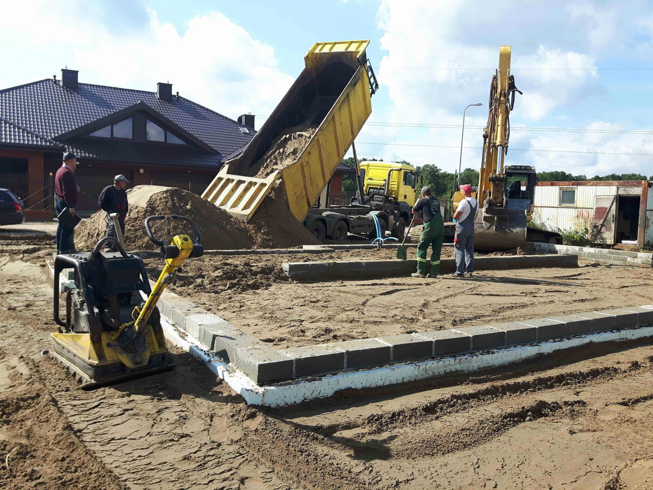 budowa domów serock