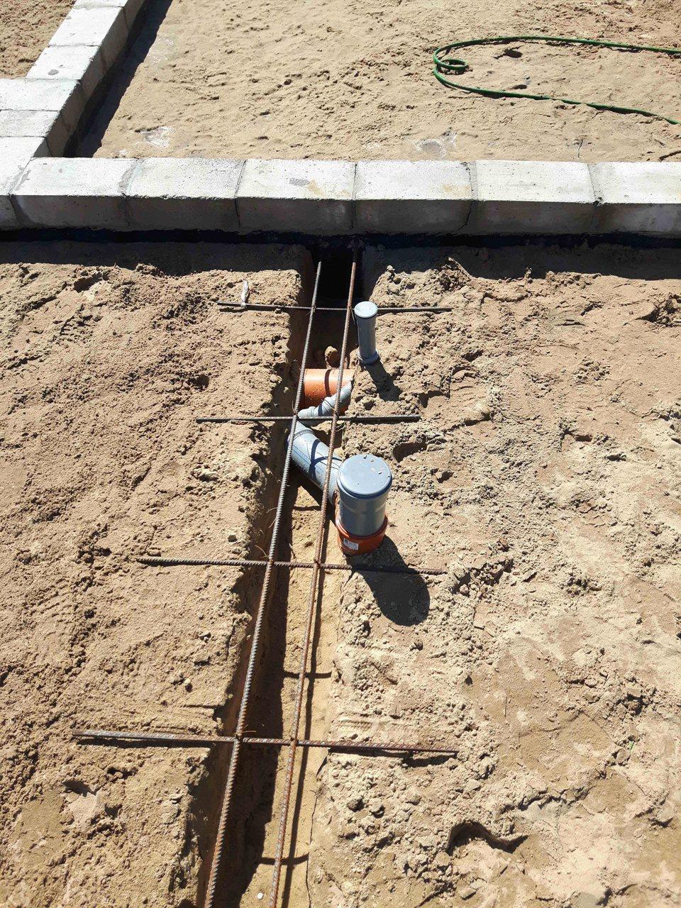 poziomy sanitarne w budynku