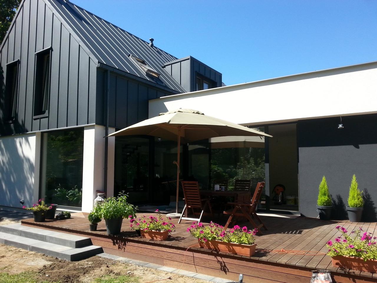 domy z wizją - nowoczesny 1