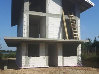 budynek wolnostojący piętrowy