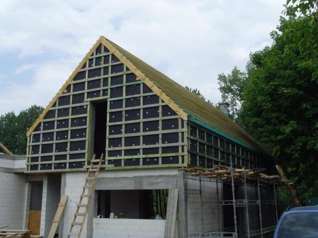 konstrukcja fasady