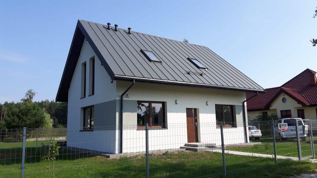 dom jednorodzinny ekonomiczny