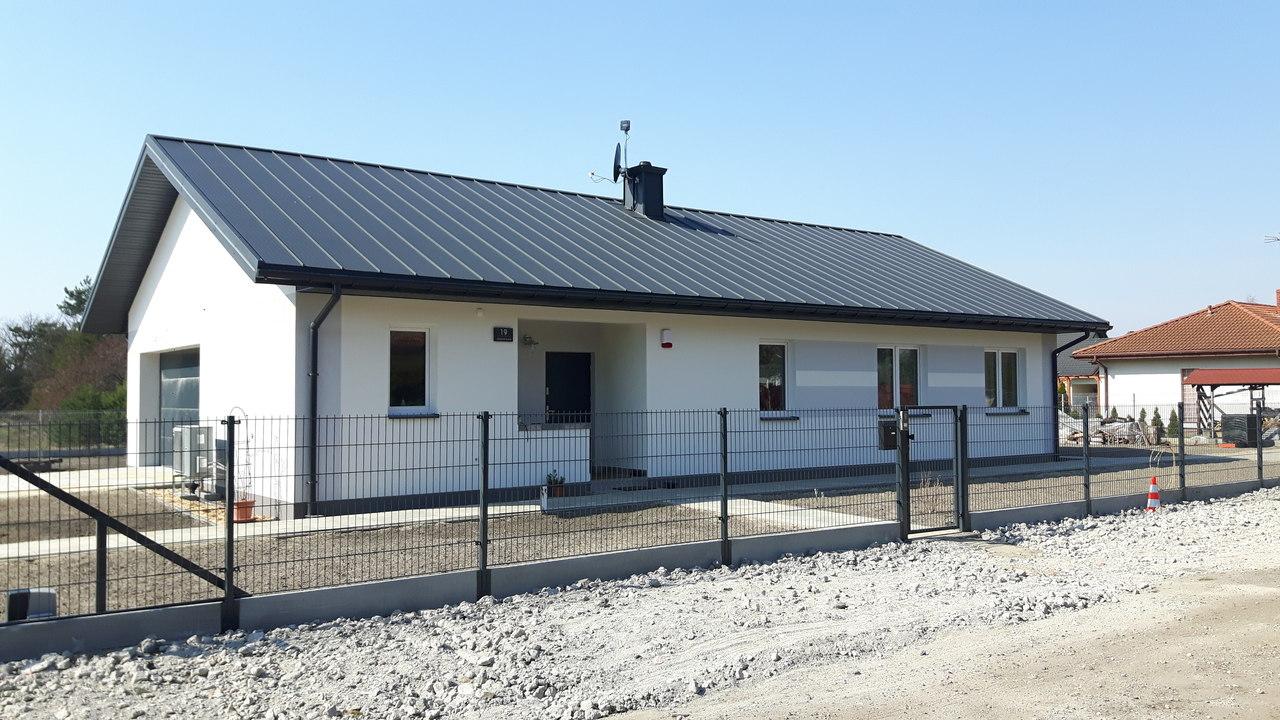 dom parterowy białołęka
