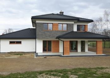 projekt budynku archon